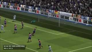 FIFA 14 Leftovers Best Goals