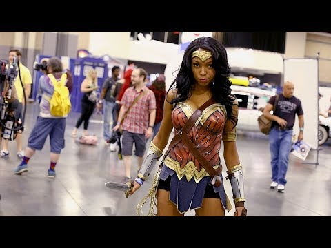 Cosplay Remix: Wonder Woman