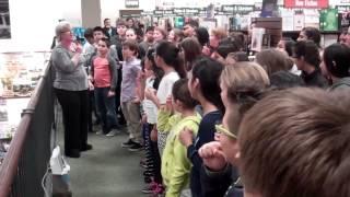 Highlights: 2015 Barnes & Noble Book Fair