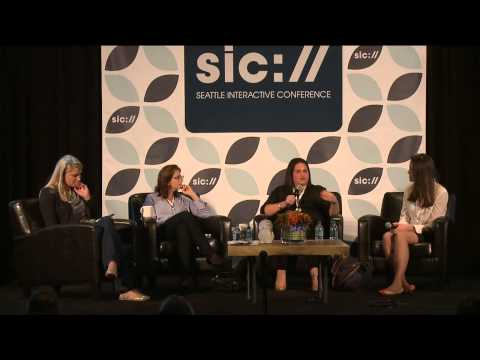 Women Leading the Way in Venture Capital Panel - Seattle Interactive Conference 2012