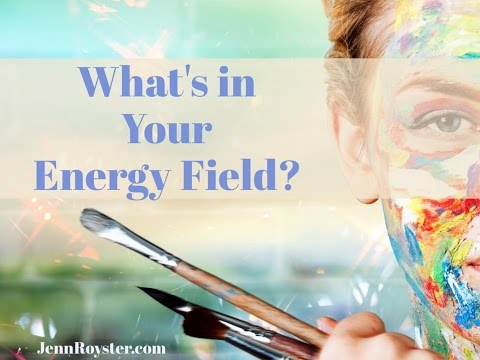 Painting Your Energy Field: Intuitive Readings