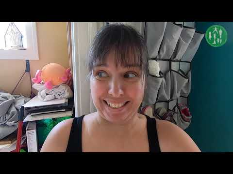 Autism  Day 2 at Home  Snorlax Giant Bean Bag Disaster