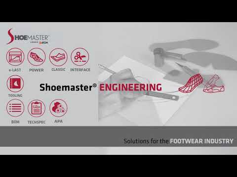 Shoemaster - Solutions for the footwear industry