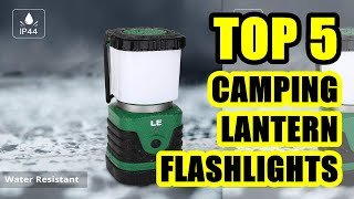 TOP 5: Best Lanтern Flashlight for Camping 2020   Perfect for outdoor
