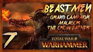 [7] BEASTMEN VS KHOLEK FINALE - Total War: Warhammer (Beastmen) Campaign Walkthrough