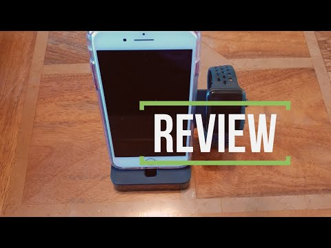 Belkin PowerHouse Charge Dock For Apple Watch IPhone Review
