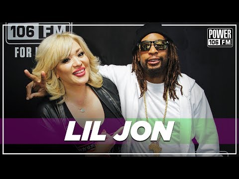 Lil Jon Describes
