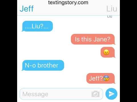 Jeff and Liu