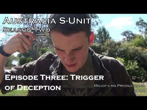 Australia S-Unit | Episode Eight: Trigger of Deception [HD]
