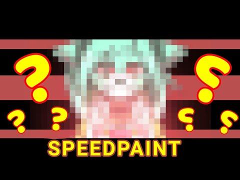 SpeedPAINt    My Old Sona