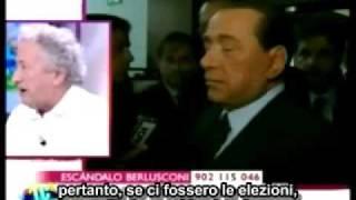 Berlusconi: si scoprono altre registrazioni piccanti (Trasmissione spagnola)