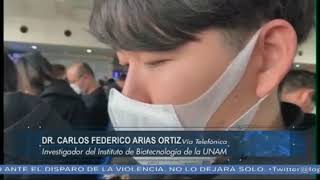 No hay tratamiento específico ni vacunas para el coronavirus: Dr. Federico Arias