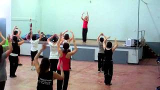 Got 2 luv U - Zumba cool down pre-stretch Laroque Sat.mp4