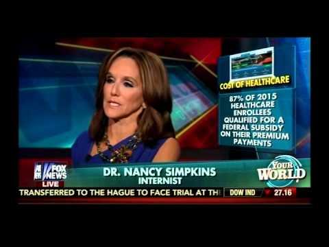 Dr. Nancy Simpkins Fox News Your World