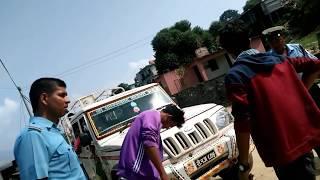 ट्राफिक प्रहरी सङ्ग दादागिरी ।। ट्राफिक र जिप ड्राइभरकाे झगडा ।।  Traffic Police Nepal