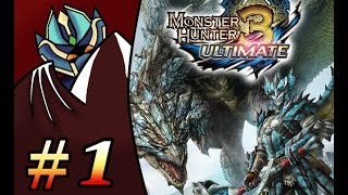 Let's Play Monster Hunter 3 Ultimate Part 1 (BLAZEPLAYS)