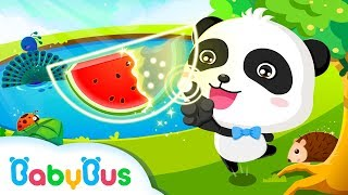 Magic Shapes - Draw & Learn  | Game Preview | Educational Games for kids | BabyBus