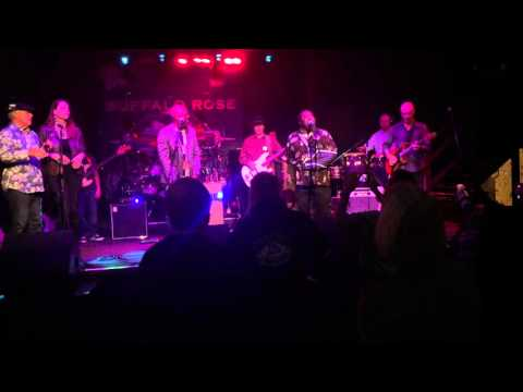 """Rex Peoples, Fred Gowdy + All Star Band """"People Get Ready"""""""