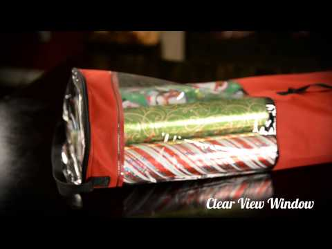 Wrapping Paper Storage Tube