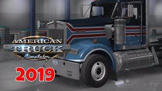 American Truck Simulator 2019 - Episode 3 - Doubles to Lakeview