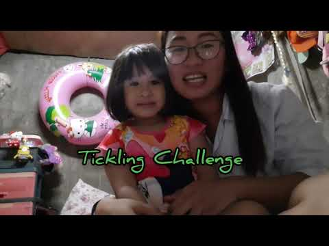 vlog #2 | Tickling No Laughing Challenge | family vlog 👨👩👧🥰