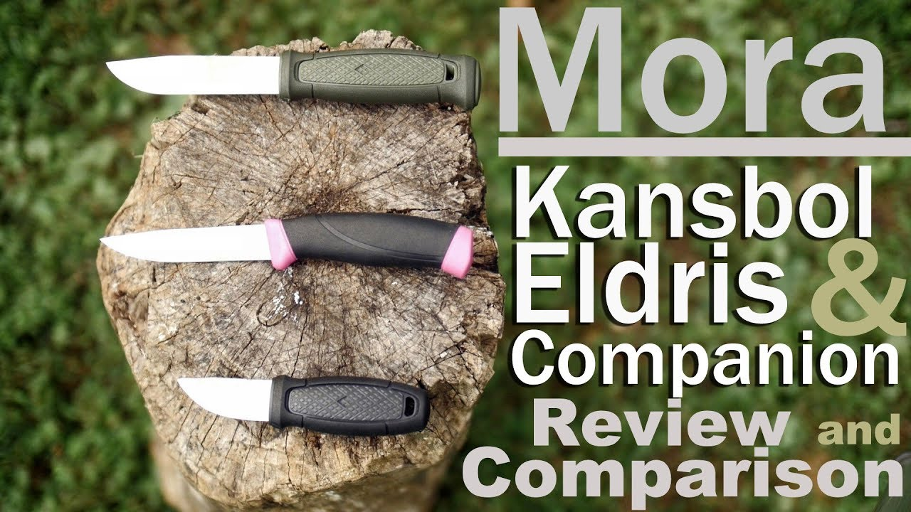 Mora Knife Review