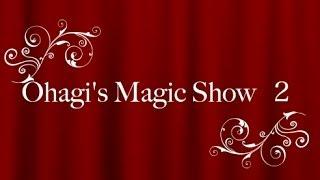 猫のマジックショー2