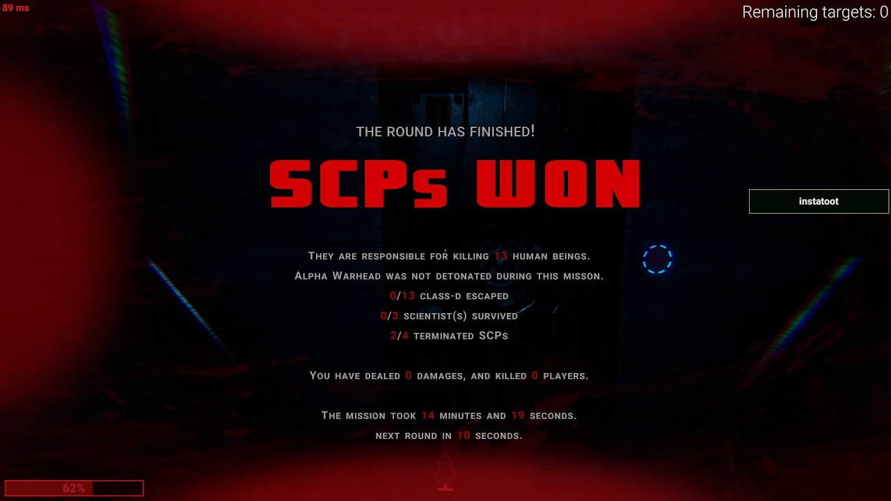 My Adventures as SCP-106|SCP:SL by Basketballjuice