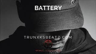 Battery (Tay Keith | Eminem Not Alike Type Beat) Prod. by Trunxks