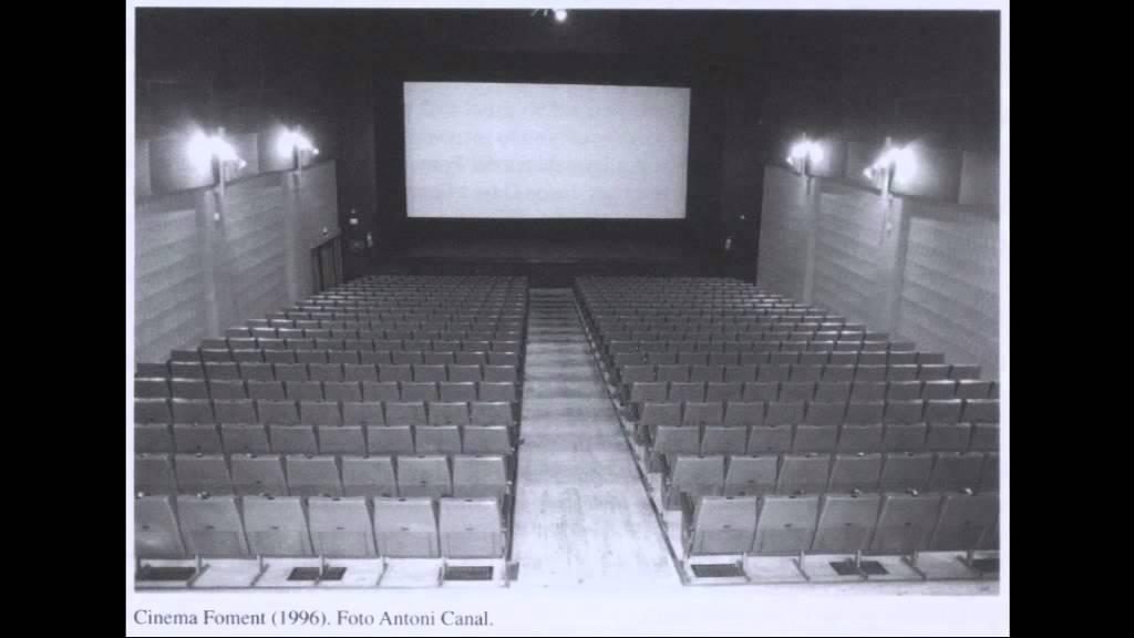 Yo tambien tengo mi foto antigua de mataro los cines - Fotos de salas de cine ...