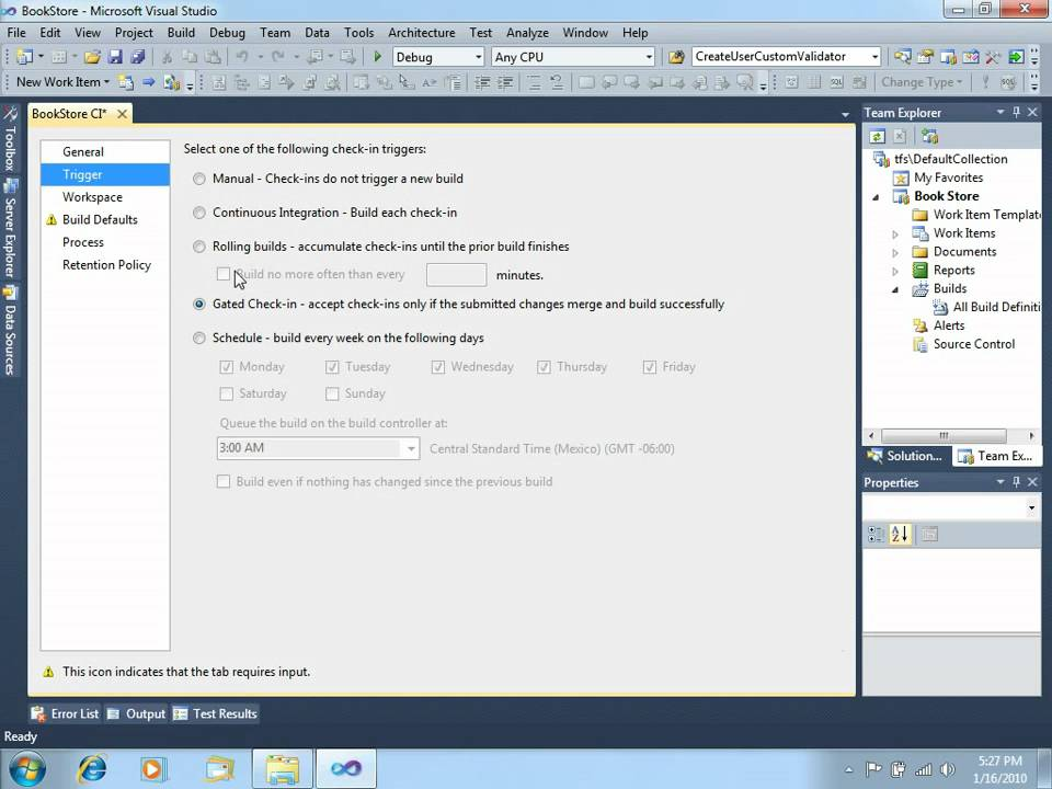 Working with Visual Studio 2010 - Part 10