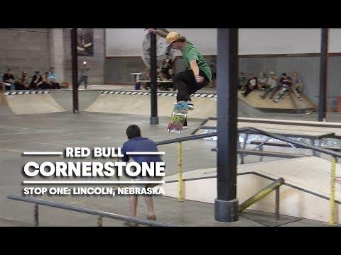 Stop One: Lincoln, Nebraska | Red Bull CORNERSTONE 2019