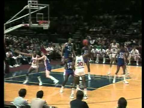 Bernard King (60pts/5asts) vs. Nets (1984)
