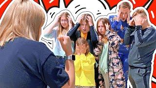 Таинственный Телефон !!! Кого увидели и испугались ребята?