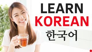 Learn Korean While You Sleep 😴 Daily Life In Korean 💤 Korean Conversation (8 Hours)