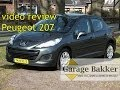 Video review Peugeot 207 1.4 X-Line, 02-2010, 74-KVL-5