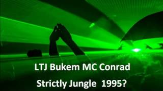 LTJ Bukem MC Conrad - Strictly Jungle (Intelligent Deep DnB) 1995