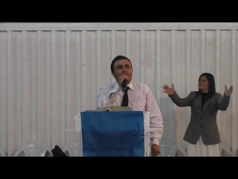 Pr Emerson Oira Na Vigília do Avivamento no Clube Guaraci 1305  022