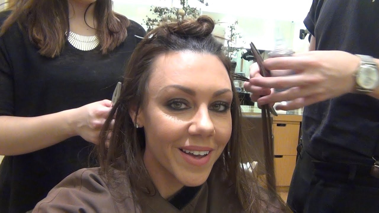 Gold Class Hair Extensions Michelle Heaton Youtube
