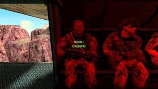 Opposing Force (100%) Walkthrough (Chapter 1: Incoming)