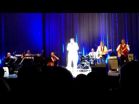 """Jim the king Brown """"How great tho art"""" 20.08.16 Waterfront Hall Belfast"""