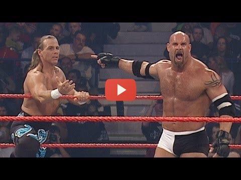 WWE Goldberg vs Shawn Michaels World...