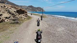 DESIERTO TABERNAS - LA CALAHORRA MOTO TRAIL OFFROAD