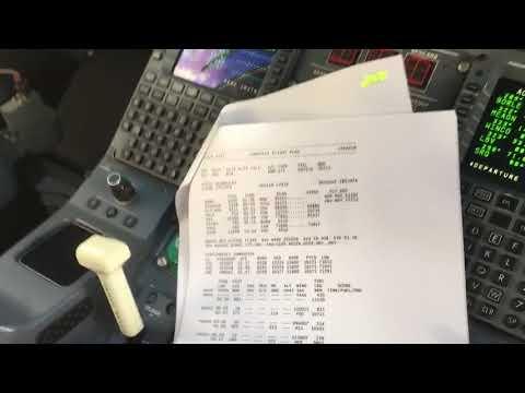 ERJ-175 FLIGHT PLAN