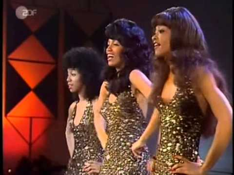 Three Degrees - Dirty Old Man 1974 - YouTube