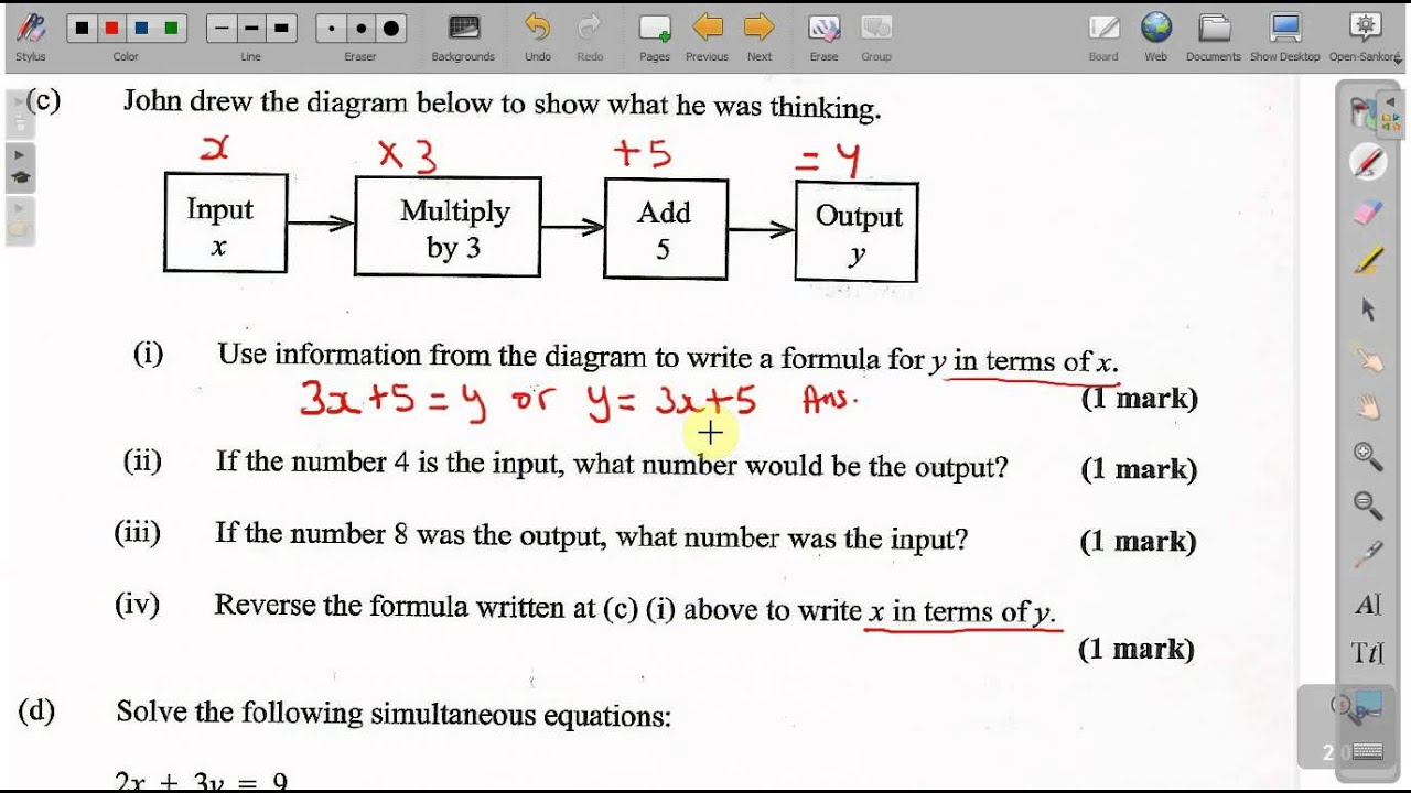 Seated Maths Topic Examine Pdf Download and install