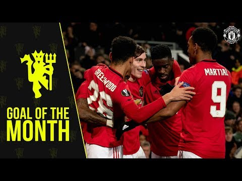Goal Of The Month | December 2019 | Manchester United