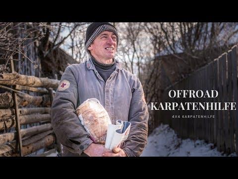 4x4 Karpatenhilfe  - Offroad extrem für arme Menschen in Rumänien