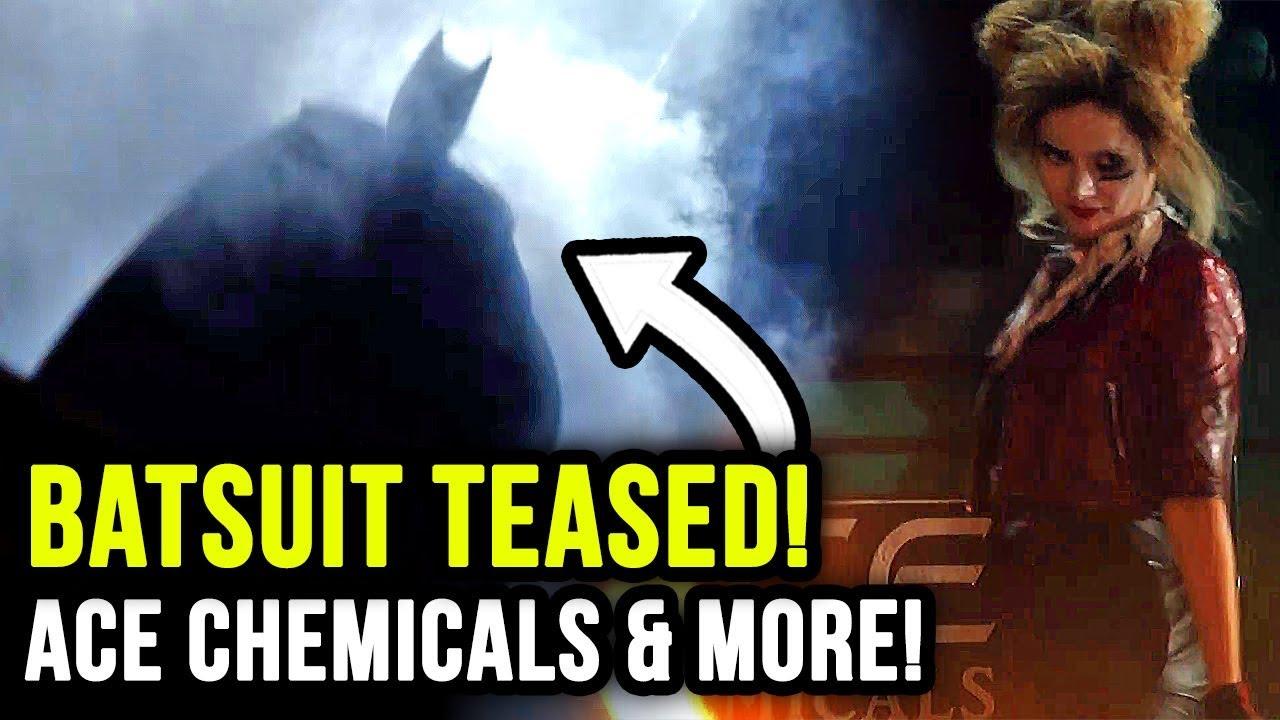 They Showed The Batsuit Gotham 5x02 Entire Season Trailer