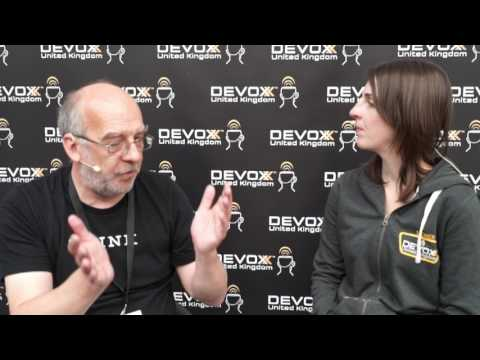 Interview with Steve Poole at Devoxx UK